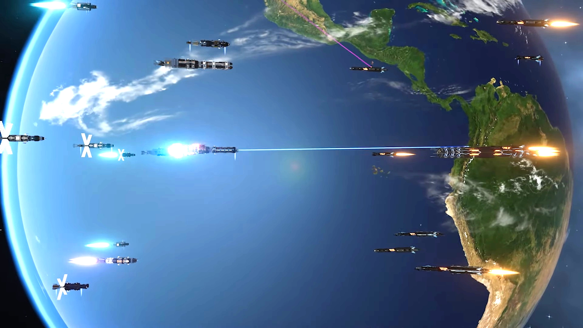 Terra Invicta takes XCOM and turns it into an Expanse-style grand strategy game