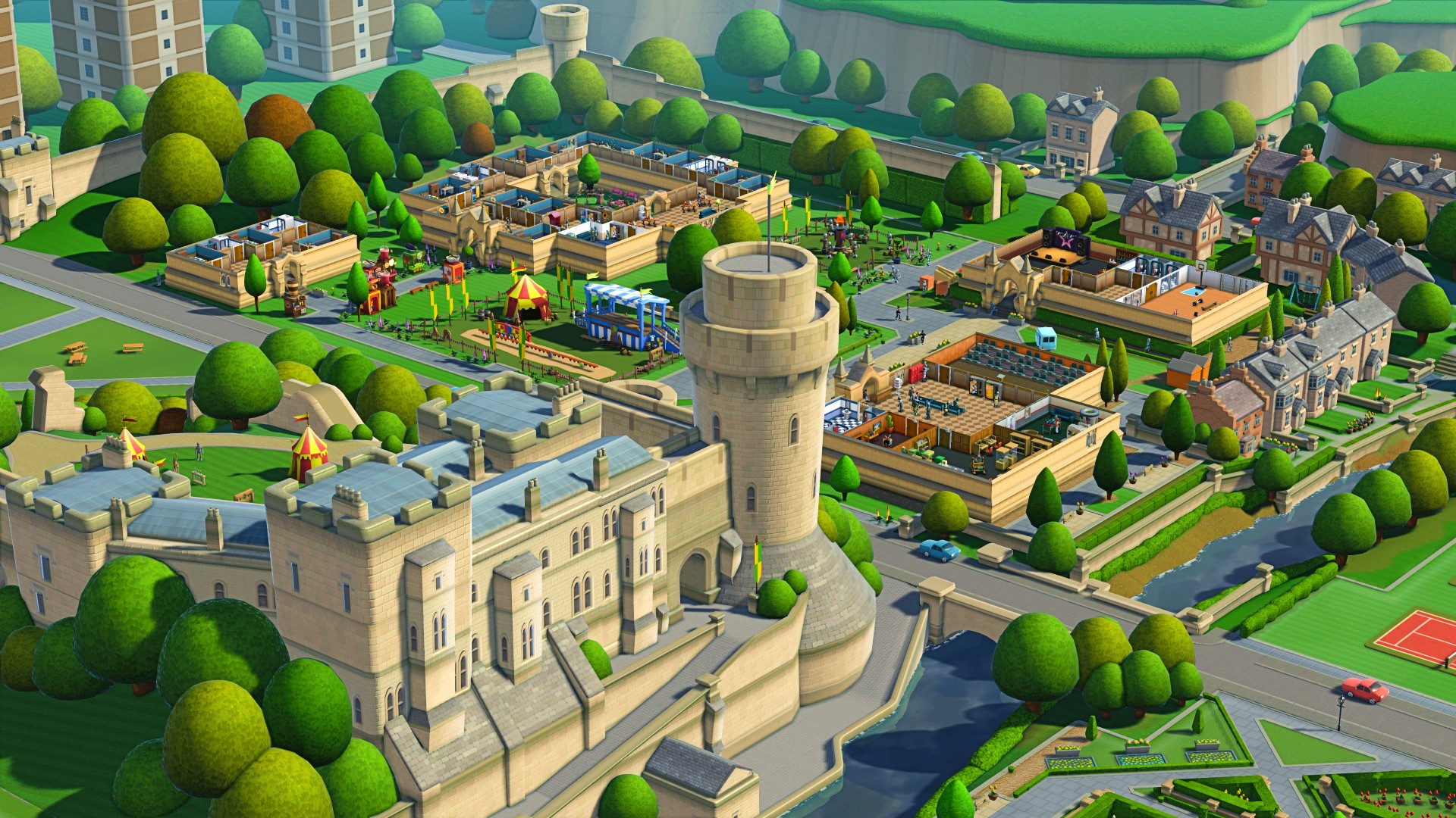Two Point Hospital heads to college next year with Two Point Campus