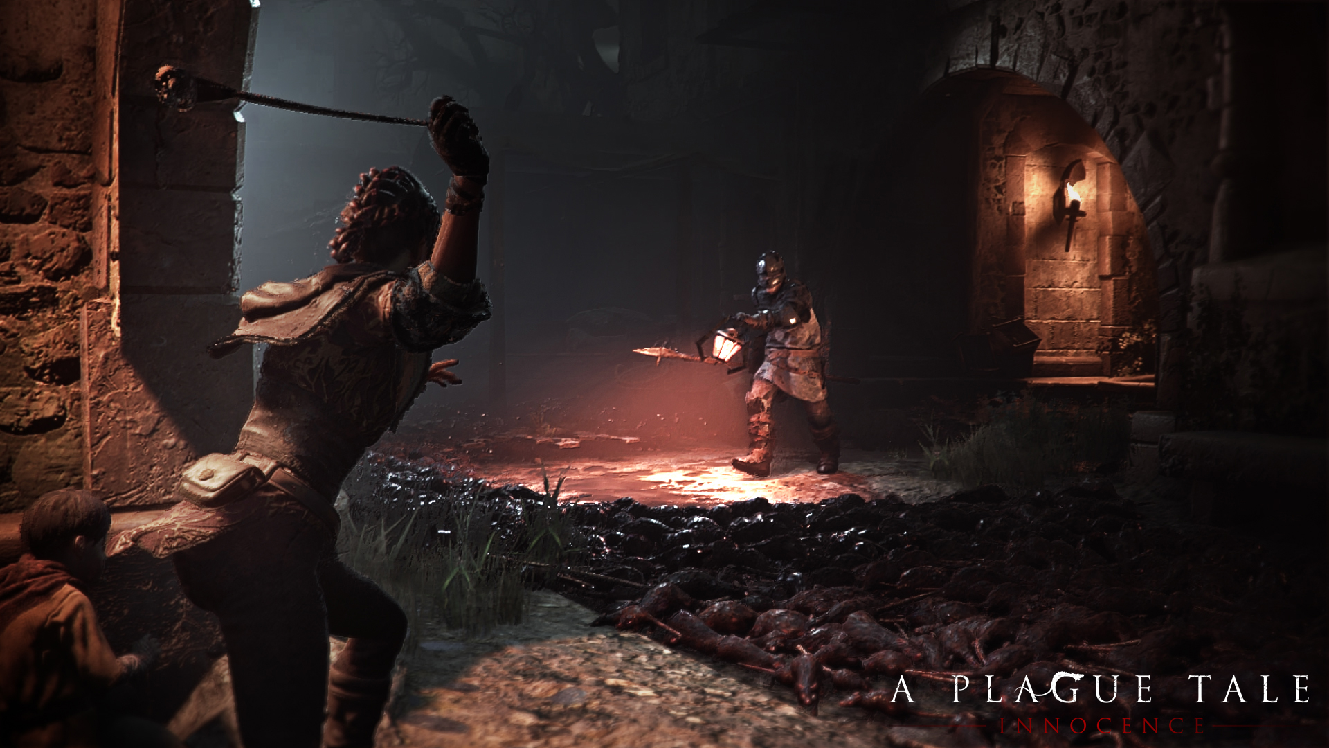 Image from A Plague's Tale Innocence