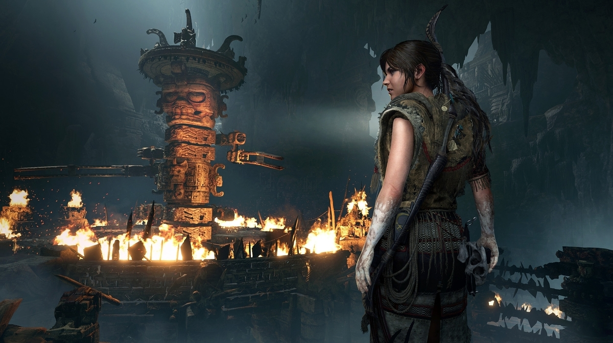 Shadow of the Tomb Raider gets surprise update that adds 4k support in 60fps on PS5