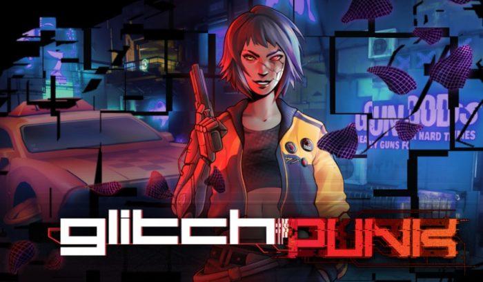 Glitchpunk Goes Rogue in a Classic GTA-Inspired Release Date Trailer
