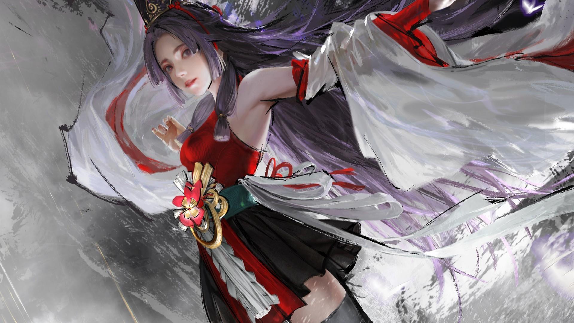 naraka-bladepoint-character-customisation