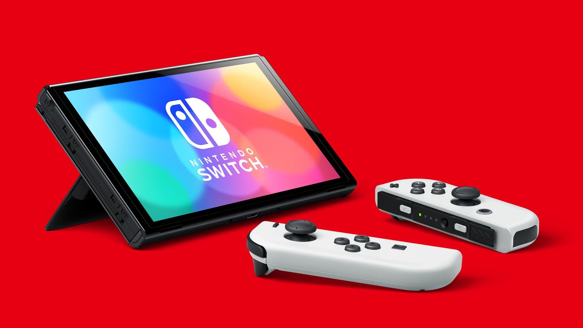 Watch: New Nintendo Switch OLED Model Announced, Will Cost $350