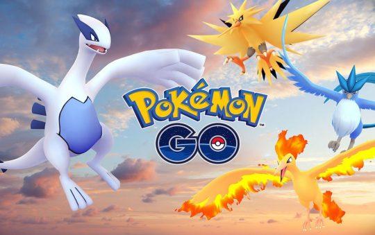 Pokémon Go Teases New Legendary Pokémon For Upcoming Event