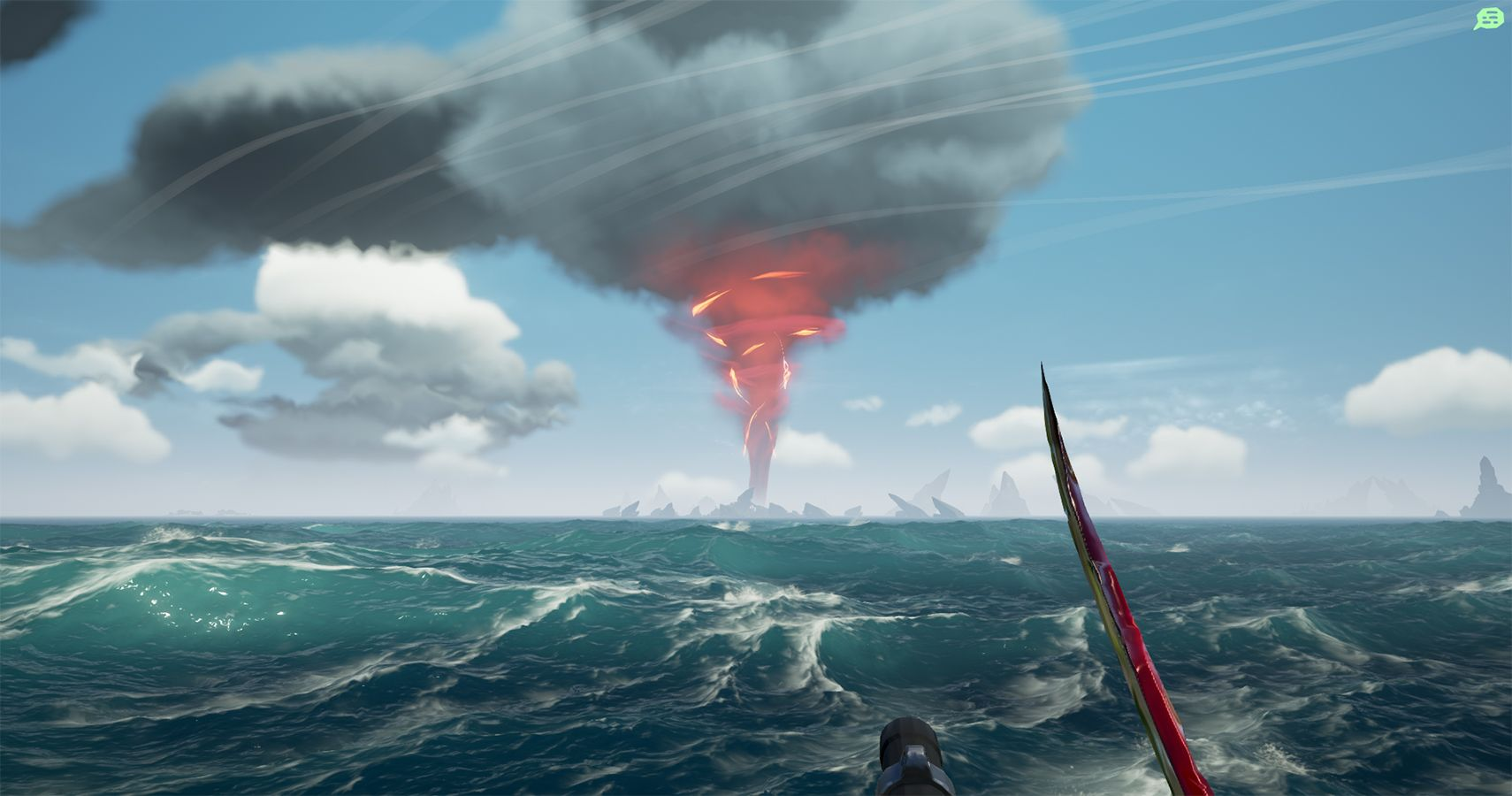 Sea Of Thieves: How To Beat The Red Tornado Boss