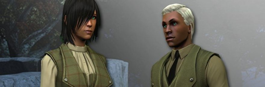 The Daily Grind: How do you style your characters in MMOs?