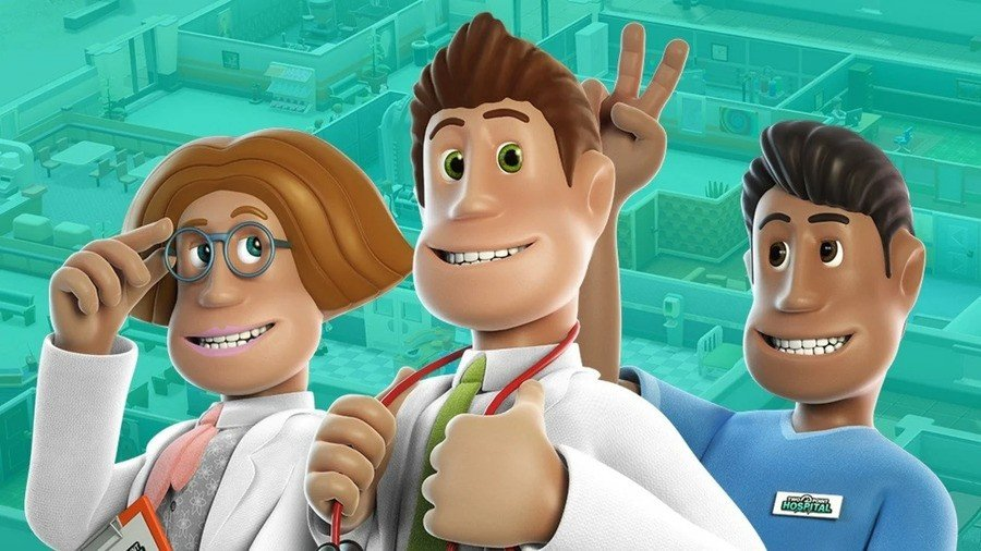 Two Point Hospital Will Be Free On Nintendo Switch Online Next Week