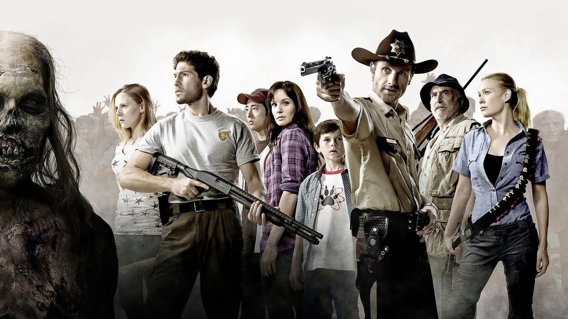 The Walking Dead Pilot Is Still A Masterclass In Horror Television