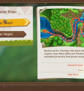 New Pokemon Snap Mightywide River Pokemon Guide