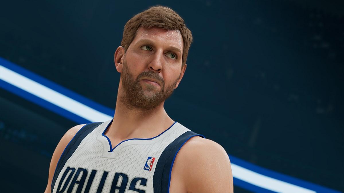 NBA 2K22 - First Look - Dirk Nowitzki