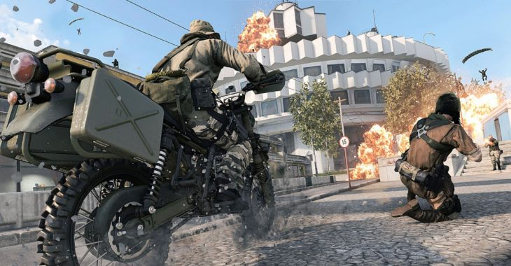 Call of Duty Officially Reveals Season 5 Start Date and New Operator