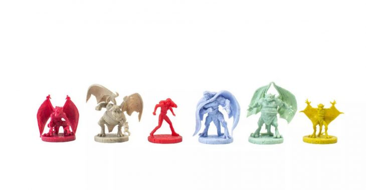 Disney's Gargoyles Board Game Revival Is Available Now