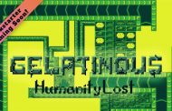Gelatinous: Humanity Lost is a new Game Boy game coming to Kickstarter