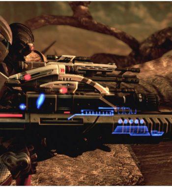 10 Best Sniper Rifles In Mass Effect Legendary Edition