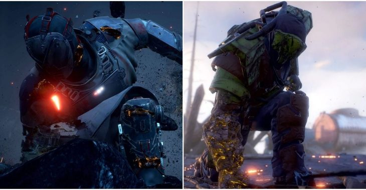 Outriders: The Best Build For The Warden Devastator   Game Rant