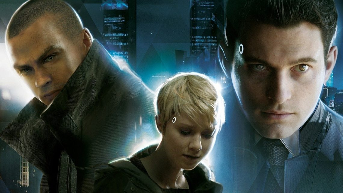 Image from a Quantic Dream Game - Detroit Become Human