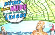 Retired Men's Nude Beach Volleyball League is a ridiculous new Humble Original