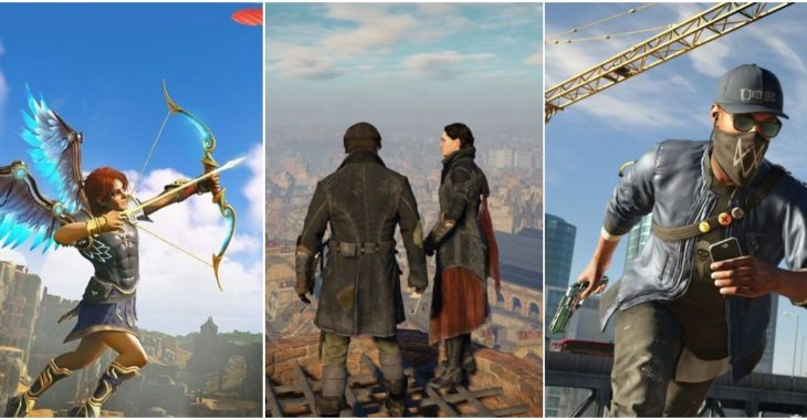10 Open-World Games You Can Beat In Under 30 Hours    Game Rant