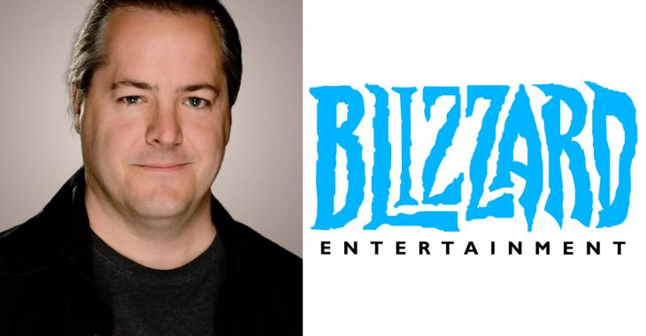 Blizzard President is Stepping Down Amidst Sexual Harassment Scandal