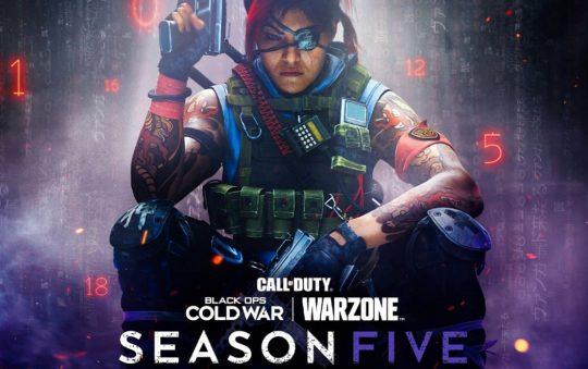 Call of Duty Season 5 Art Hides CoD 2021 Teaser   Game Rant