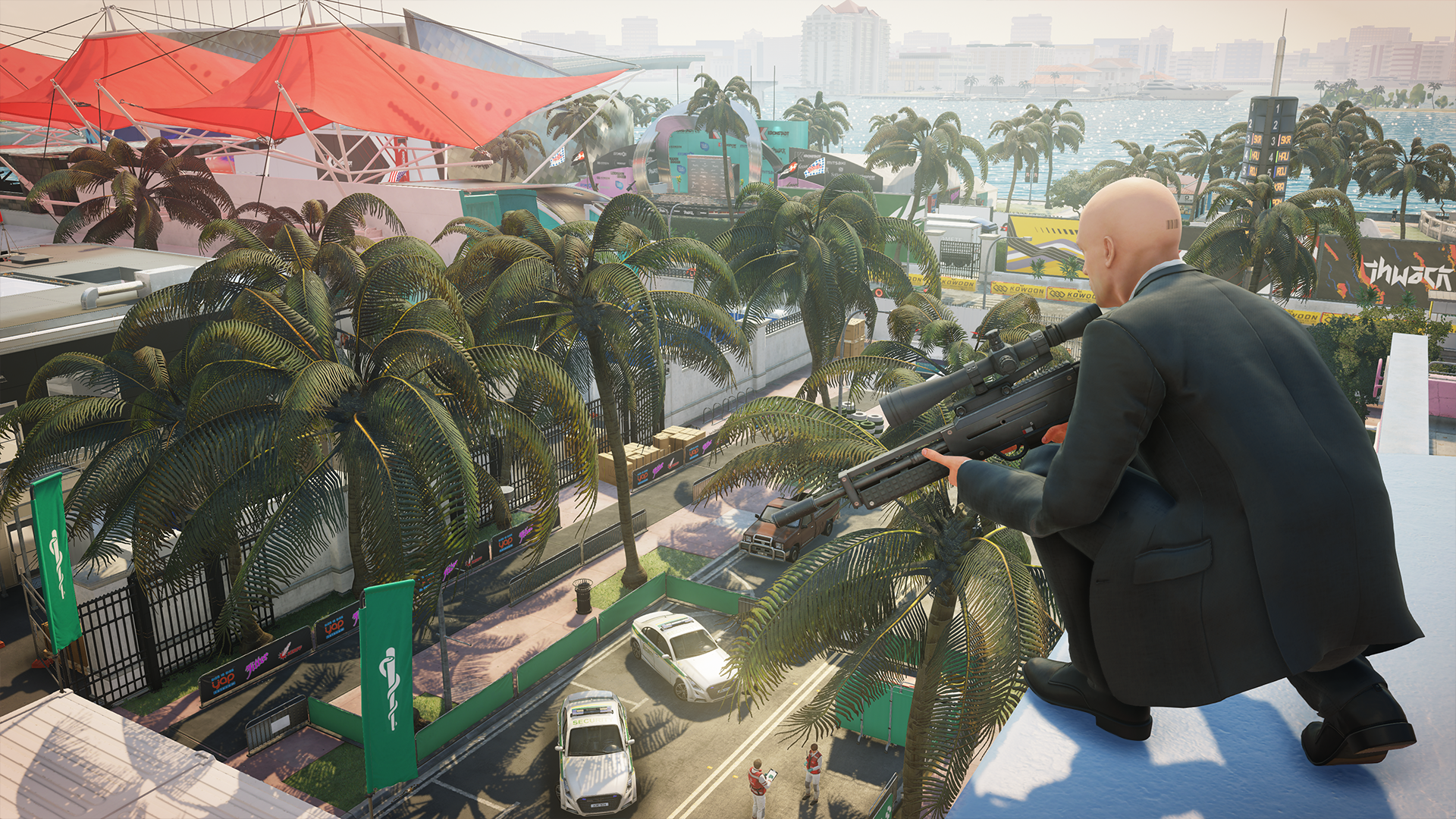 Image from Hitman 2