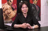 Random: It's Masahiro Sakurai's Birthday – And He Got An Awesome Gundam Figure