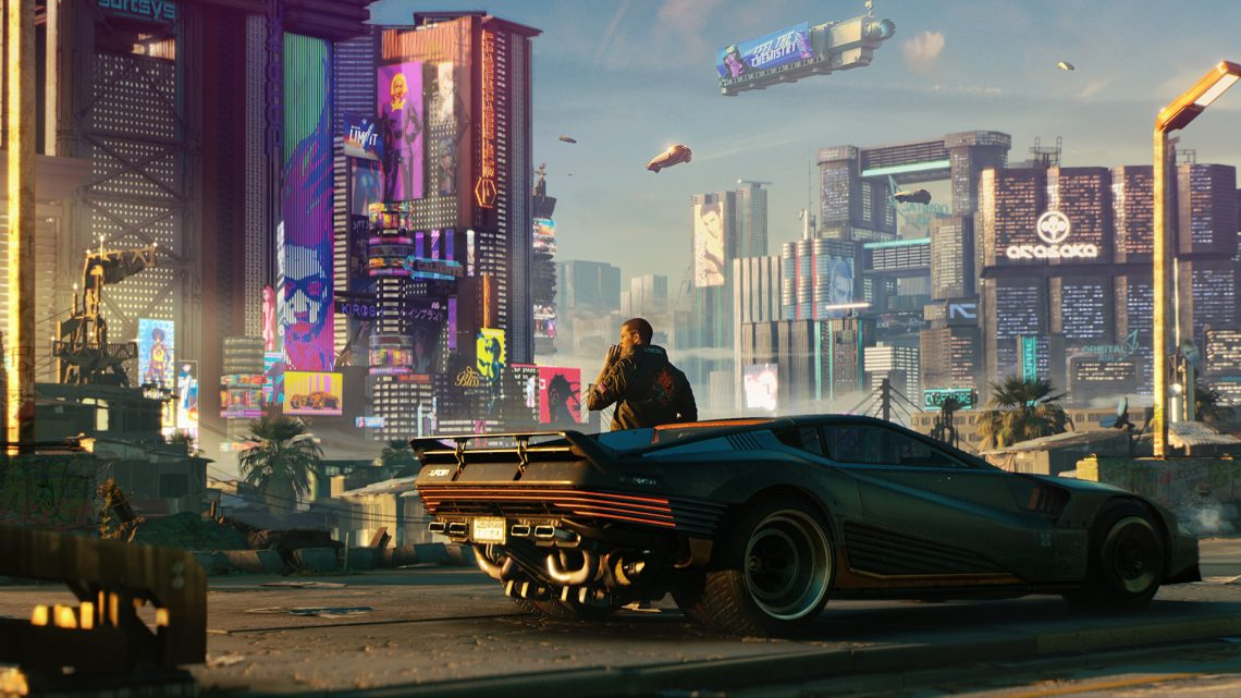 Cyberpunk 2077 was the best selling game on PlayStation Store in June