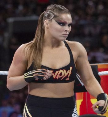 Ronda Rousey Calls Out WWE Fans Mad at Bray Wyatt Release
