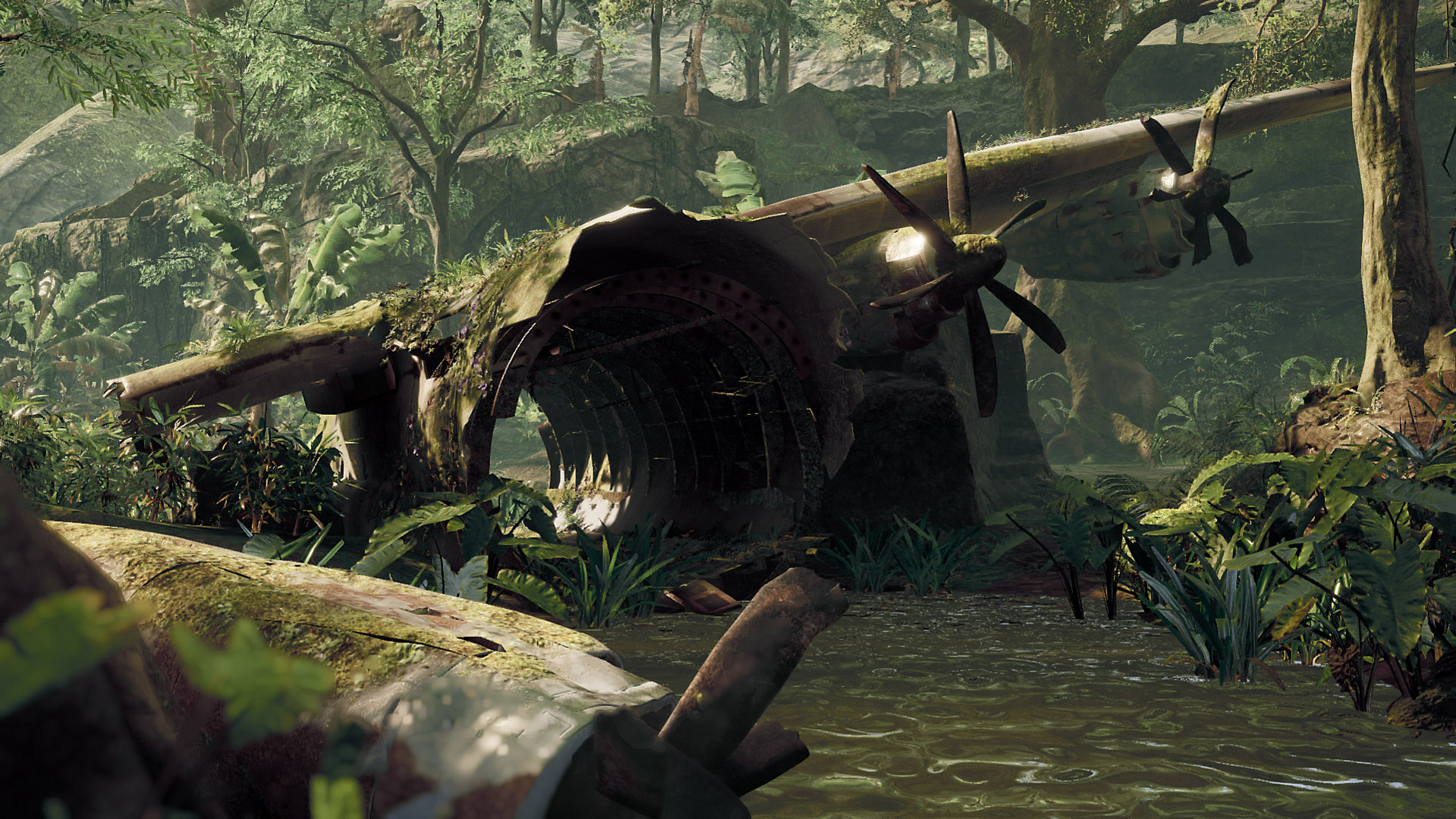 Image from Predator: Hunting Grounds