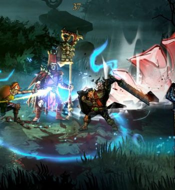 Blightbound (PS4) Review – More Crashes Than Bashes