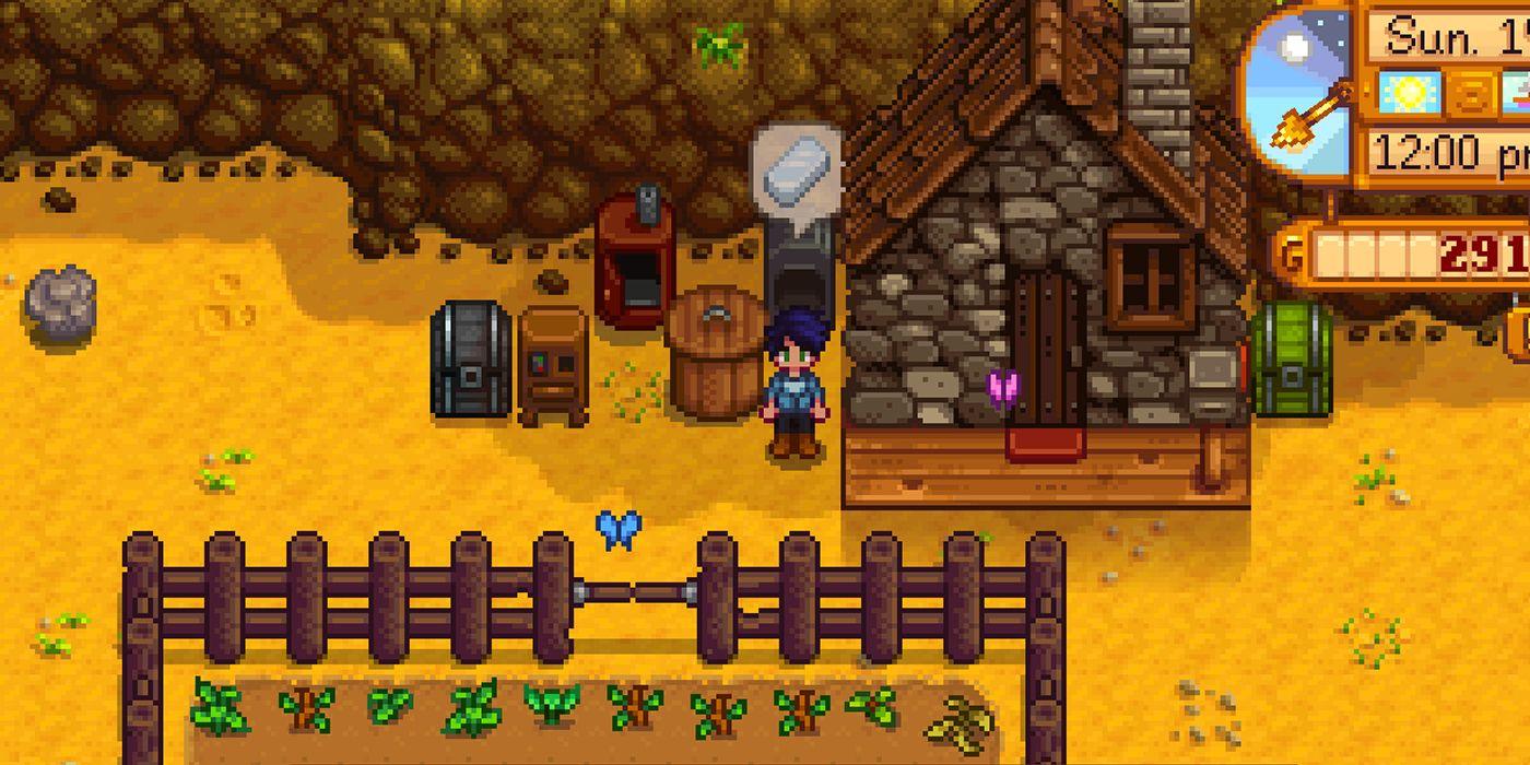 Stardew Valley: How to Use Furnace | Game Rant - TechGameBox
