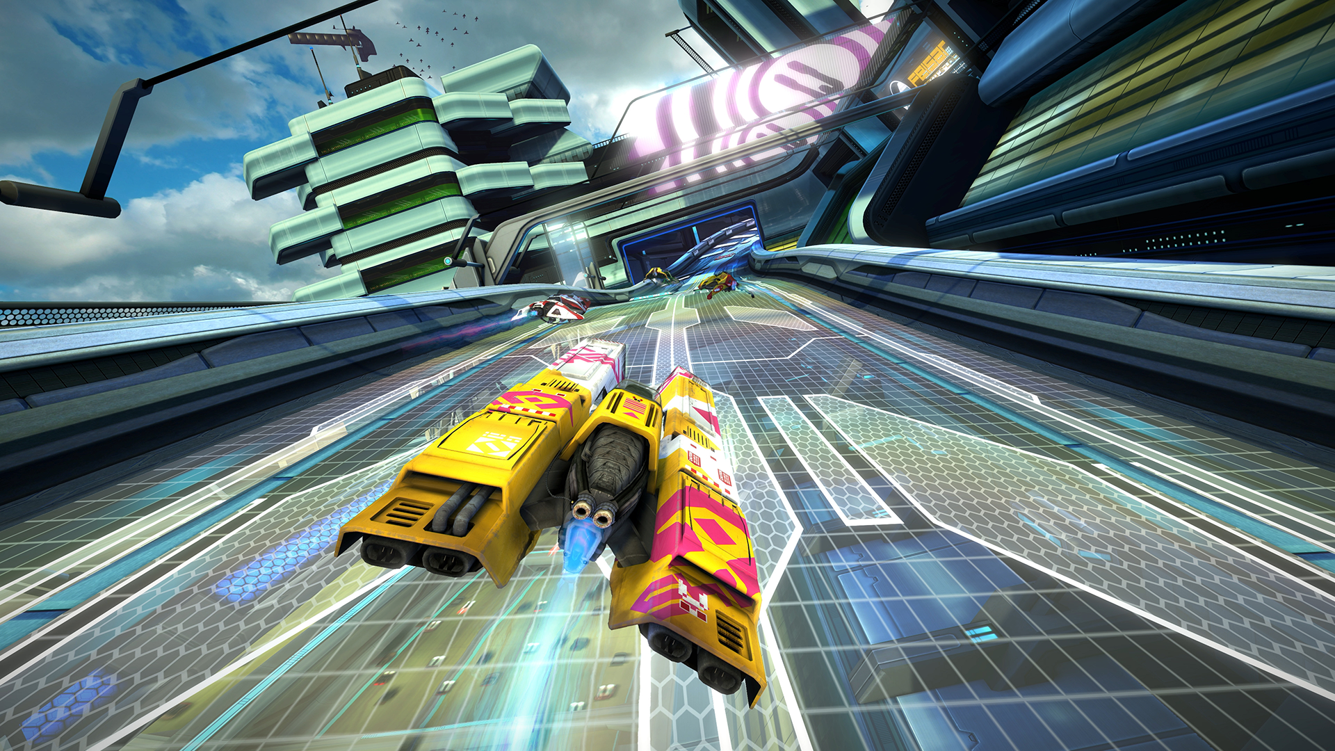 Image from Wipeout